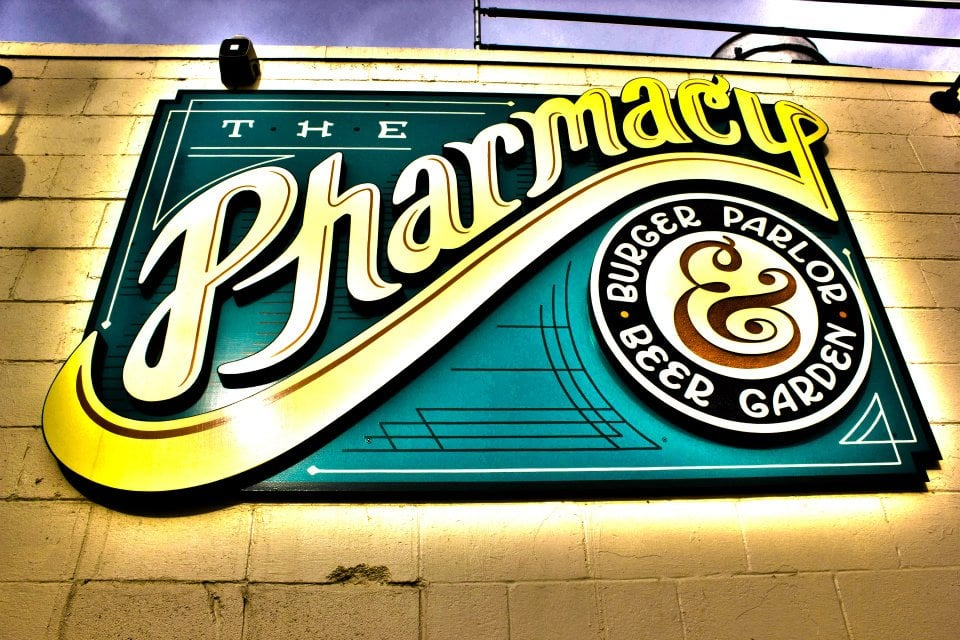 The pharmacy 488 photos burgers greenwood - The pharmacy burger parlor beer garden ...