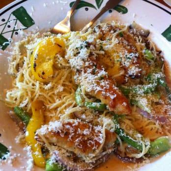 Olive Garden Italian Restaurant San Antonio Tx Yelp
