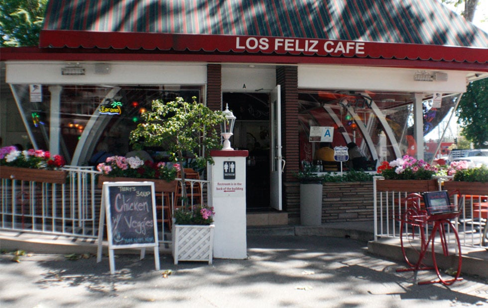 Cafe Los Feliz Yelp