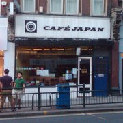 Cafe Japan, London