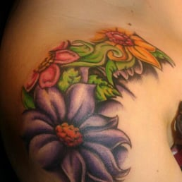 Modern lines tattoos 27 photos tattoo 4123 cedar for Dallas tattoo removal clinic reviews
