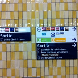 Metro cole v t rinaire de maisons alfort gare for Adresse ecole veterinaire maison alfort