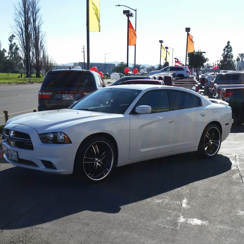 Dodge Chrysler Jeep Of Vacaville Car Dealers Vacaville