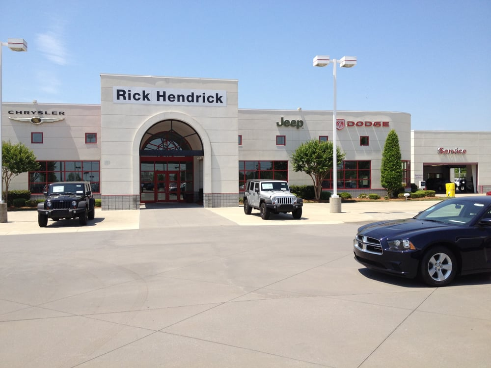 hendrick chrysler dodge jeep ram of concord 12 photos car dealers. Cars Review. Best American Auto & Cars Review