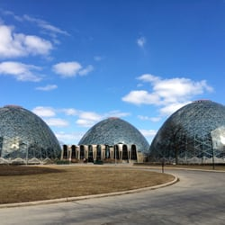 Mitchell Park Horticultural Conservatory (Domes)