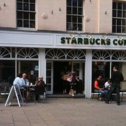 Starbucks, Norwich, Norfolk