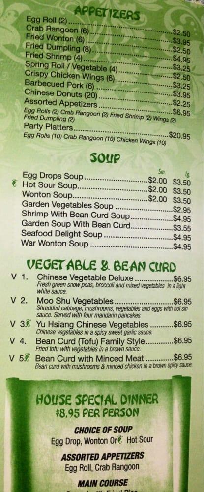 Chinese Garden Restaurant 14 Foto Cucina Cinese 405 E Us Hwy 69 Kansas City Mo Stati