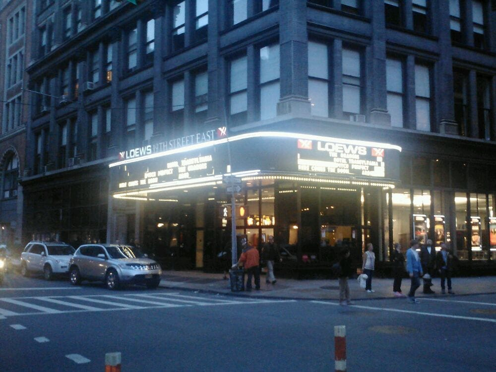Foto 39 s voor amc loews 19th st east 6 yelp for 1440 broadway 19th floor new york ny 10018