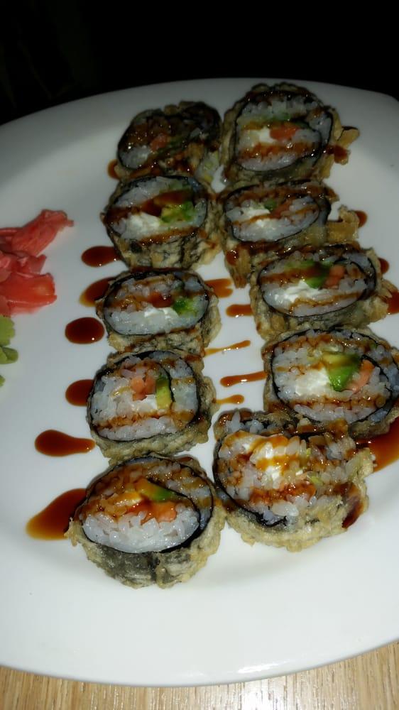 Drunken fish 125 photos sushi bars central business for Drunken fish menu