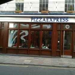 Pizza Express, London