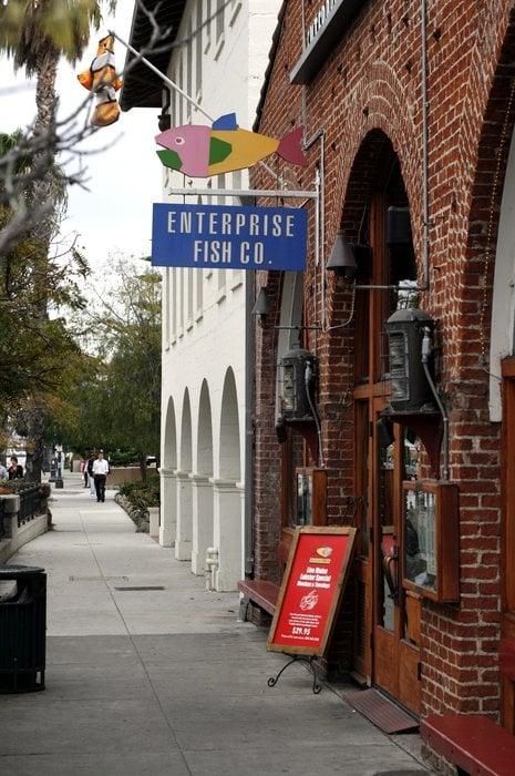 Enterprise fish company 498 fotos marisquer as 225 for Enterprise fish co santa barbara