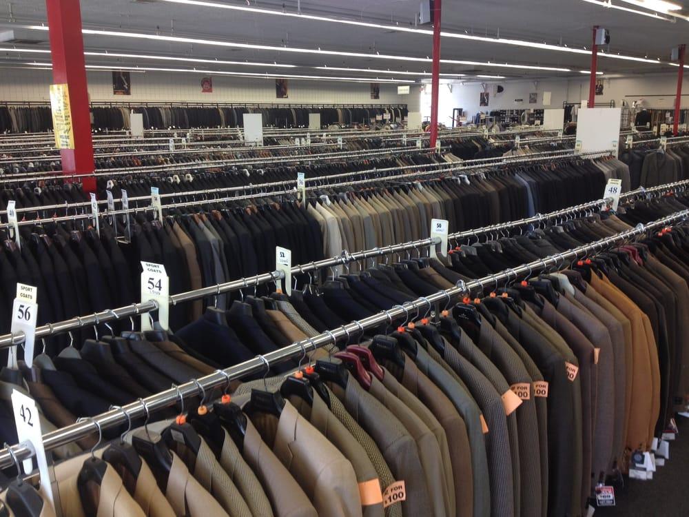 Three day suit broker yelp