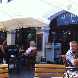 Gaststätte Alpenhof, Garmisch-Partenkirchen, Bayern, Germany