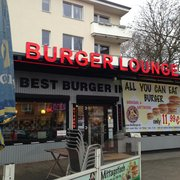 XXL Burger - Burger Lounge, Hamburg, Germany