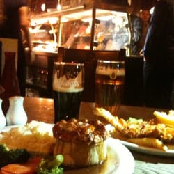 Venison Pie and Fish n Chips.....…