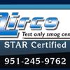 Airco Test Only Smog Center: Smog Check
