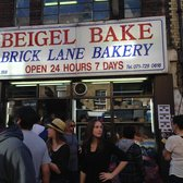 Beigel Bake - Front entrance - London, United Kingdom