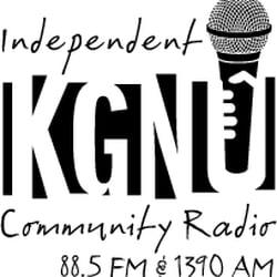 Kgnu-fm logo