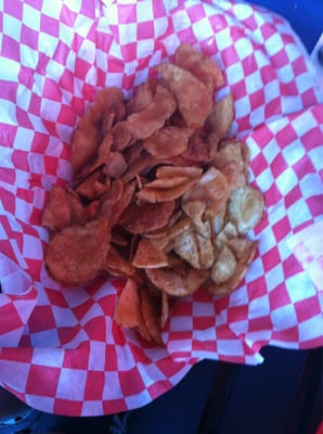 Central City Bar And Grill - Central City chips - Cortland, NY, Vereinigte Staaten