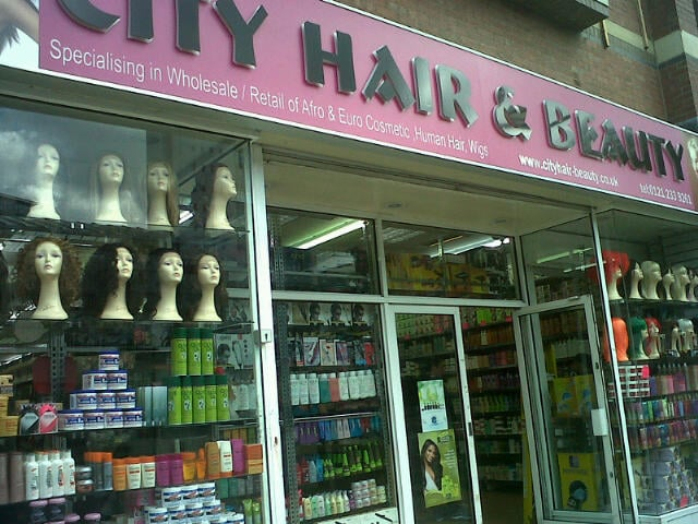 City hair beauty hair salons city core birmingham for Hair salon birmingham