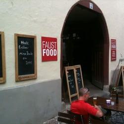 Faust Food, Erfurt, Thüringen