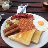 The main event breakfast ..... Lovely