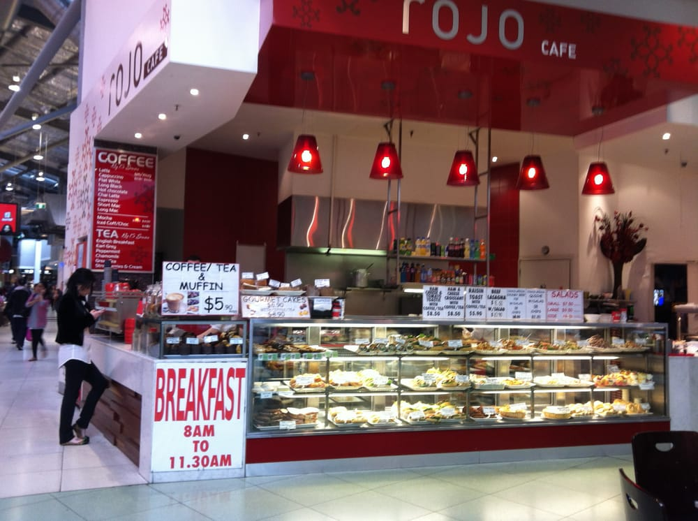 Rojo cafe takeaway fast food melbourne melbourne for Australian cuisine melbourne