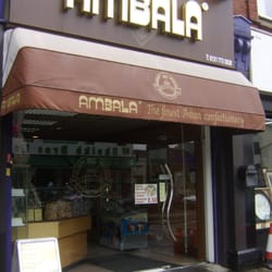 Ambala Sweet Centre, Birmingham, West Midlands