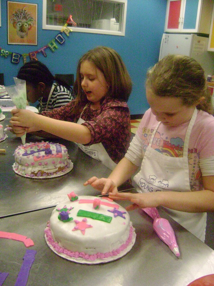 Cake Decorating Classes Fredericksburg Va : Young Chefs Academy - Cooking Schools - Fredericksburg, VA ...