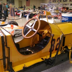 Indianapolis motor speedway hall of fame museum 117 for Indianapolis motor speedway com