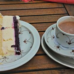 Heidelbeer-Käsesahne-Torte