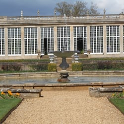 National Trust: Belton House, Grantham, Lincolnshire