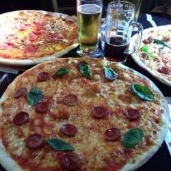 Die Riesenpizza