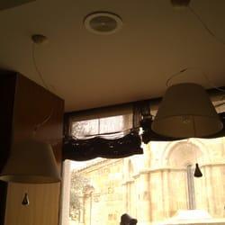 Detalle de alguna de las lamparas de la…