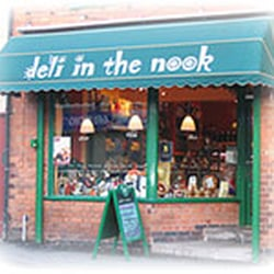 deli in the nook, Leicester