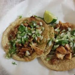 Taco Jalisco - Chicken Tacos - Buford, GA, Vereinigte Staaten