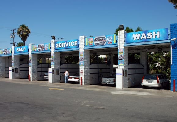 Manual Car Washes Near