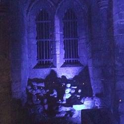Kirkstall Abbey, Leeds, West Yorkshire