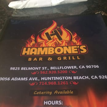 Hambones Bbq Huntington Beach