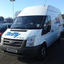Thrifty Car And Van Rental Burnley