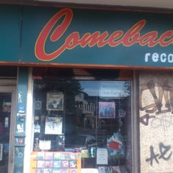 Comeback Records, Berlino, Berlin, Germany