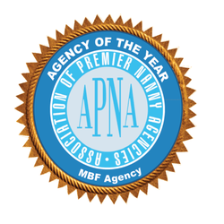 Mom's Best Friend Nannies, Babysitters and Household Staff - Houston, TX, États-Unis. 2012 APNA Agency of the Year