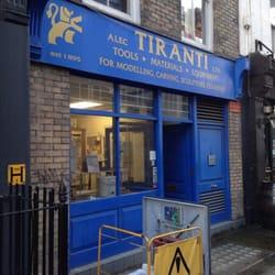 Alec Tiranti, London
