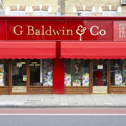 G Baldwin & Co Ltd, London, UK