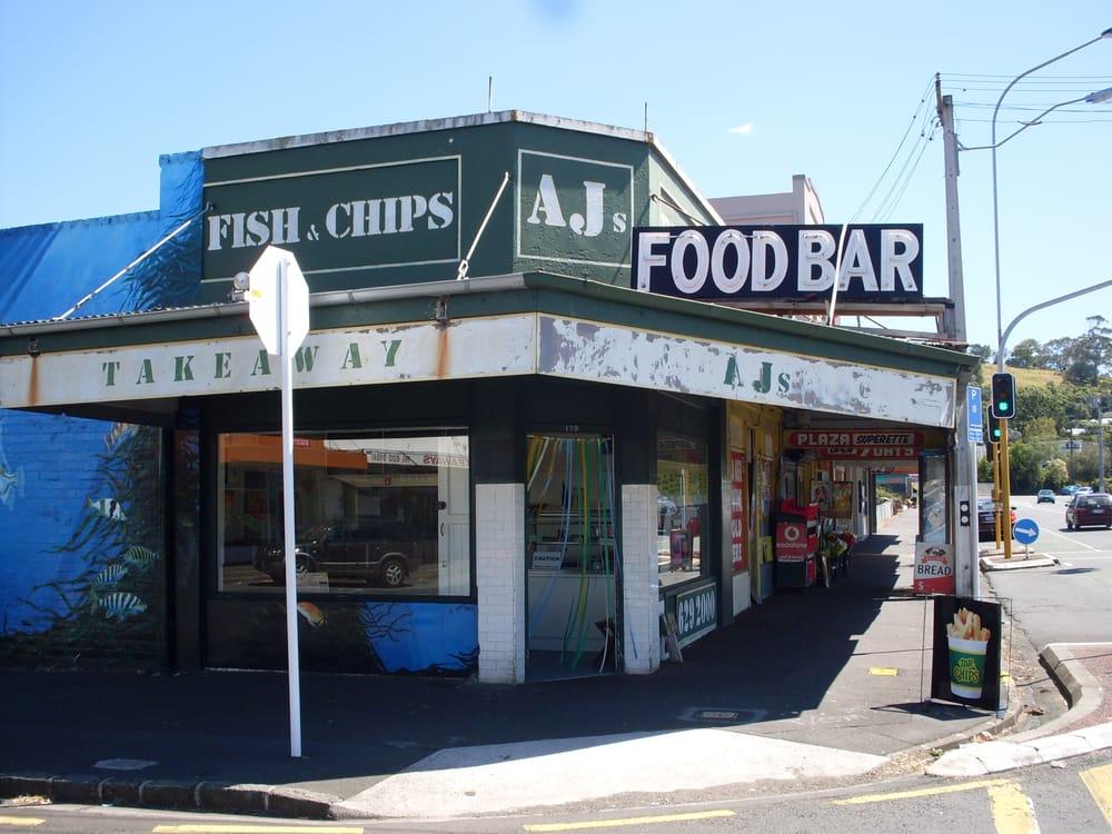 Aj s food bar burgers auckland city auckland new for Xi an food bar auckland