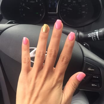 Natural acrylic nails coffin – Great photo blog about manicure 2017