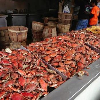 The wharf 99 photos seafood market washington dc for Washington dc fish market