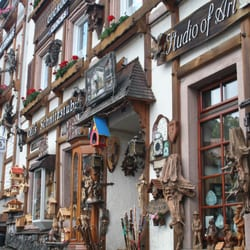 Die stadt, Triberg, Baden-Württemberg