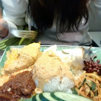 Nasi lemak the best!