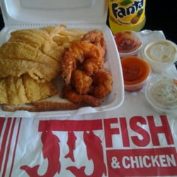 Jj fish chicken richmond ca verenigde staten yelp for Jj fish chicken menu